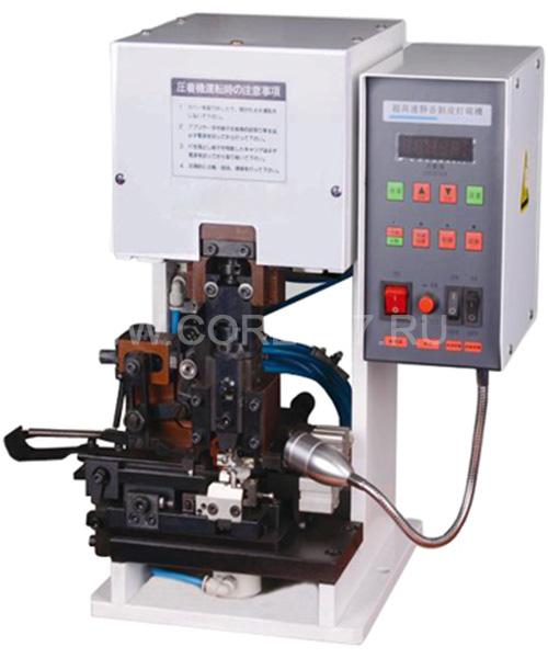 PFL - 1500W Пресс для обжима клемм с функцией зачистки провода
